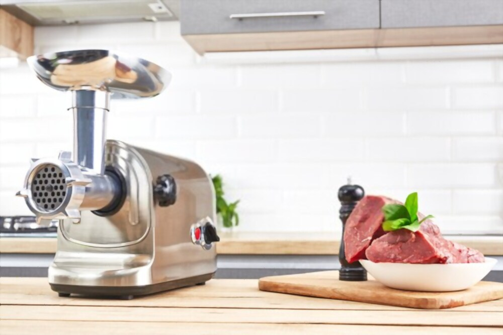 Best Stainless Steel Meat Grinder Reviews