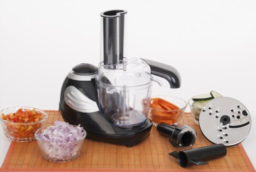 best easy to clean food processor